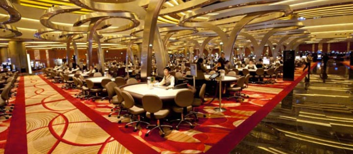 Casino at Marina Bay