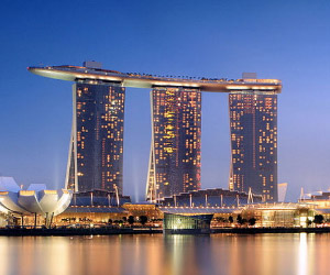 Marina Bay Casino Singapore