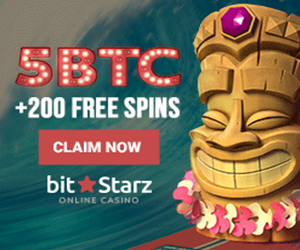 Bitcoin Casino Singapore - BitStarz