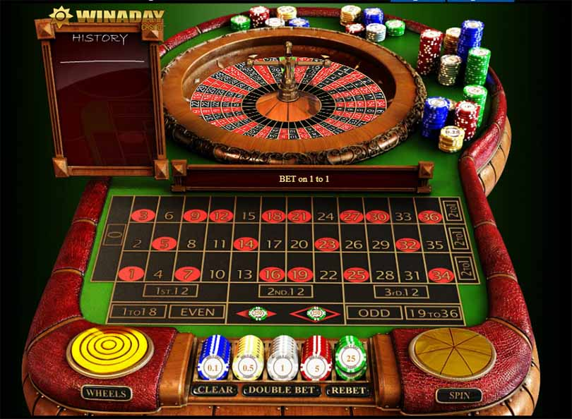 Win a Day Roulette