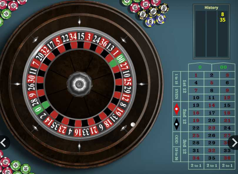 Slot Joint Casino roulette