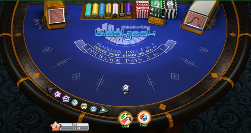 Jumba Bet Blackjack