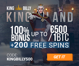 Singapore online casino King Billy