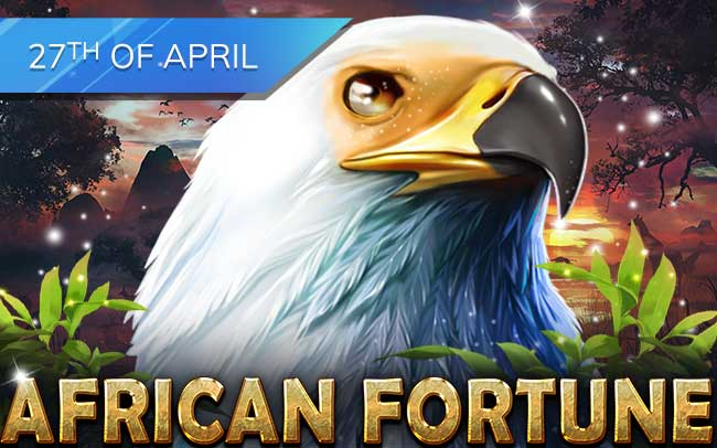 Online Slots - African Fortune