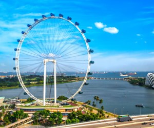 Main Attractions Around Marina Bay Sands Hotel